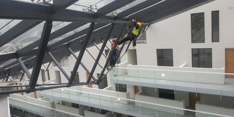Atria roof installation, repairs and maintenance (5)