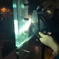 in situ inspection method for NiS inclusions